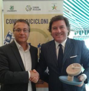 AMORIM Marco Gasperoni e Carlos Santos
