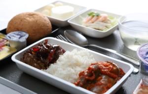 pietanze su Singapore Airlines
