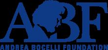 logo ANDREA BOCCELLI FOUNDATION