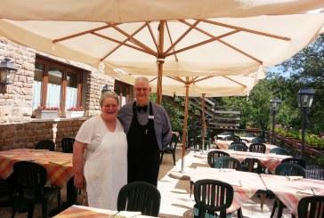 Borgo Antico: un ristorante sul passo