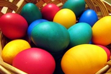 Origini dell'uovo di Pasqua