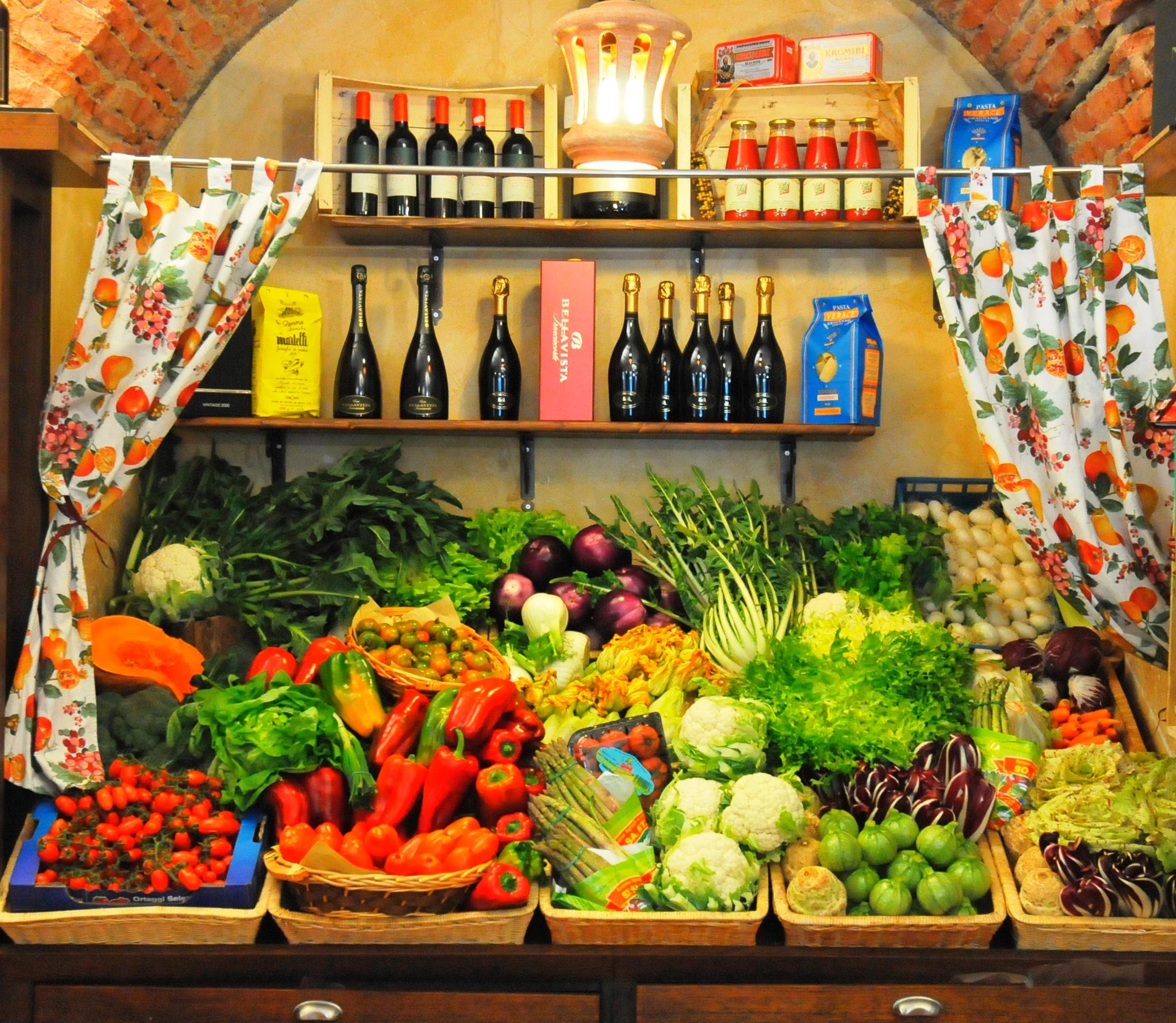 A Torino, in riva al Po, il Grande Angolo dell' eccellenza eno-gastronomica