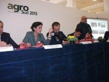 Photo of Agro Sud 2013, protagonista la mela Annurca campana