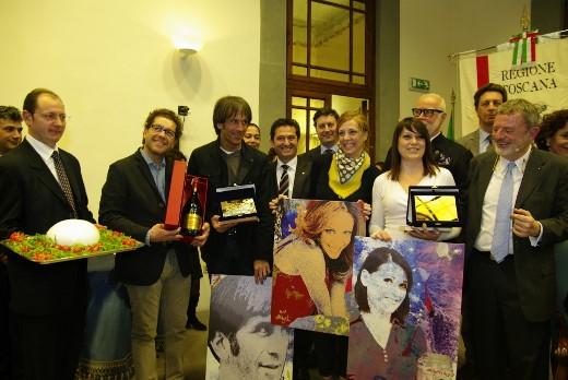Premio Italia a Tavola 2013: Davide Oldani, Sonia Peronaci e Adua Villa personaggi dell'anno