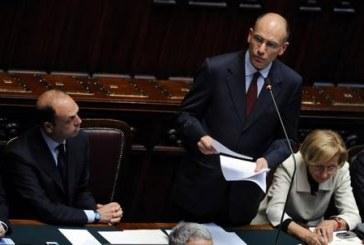 Il neo premier Enrico Letta elogia il settore agroalimentare