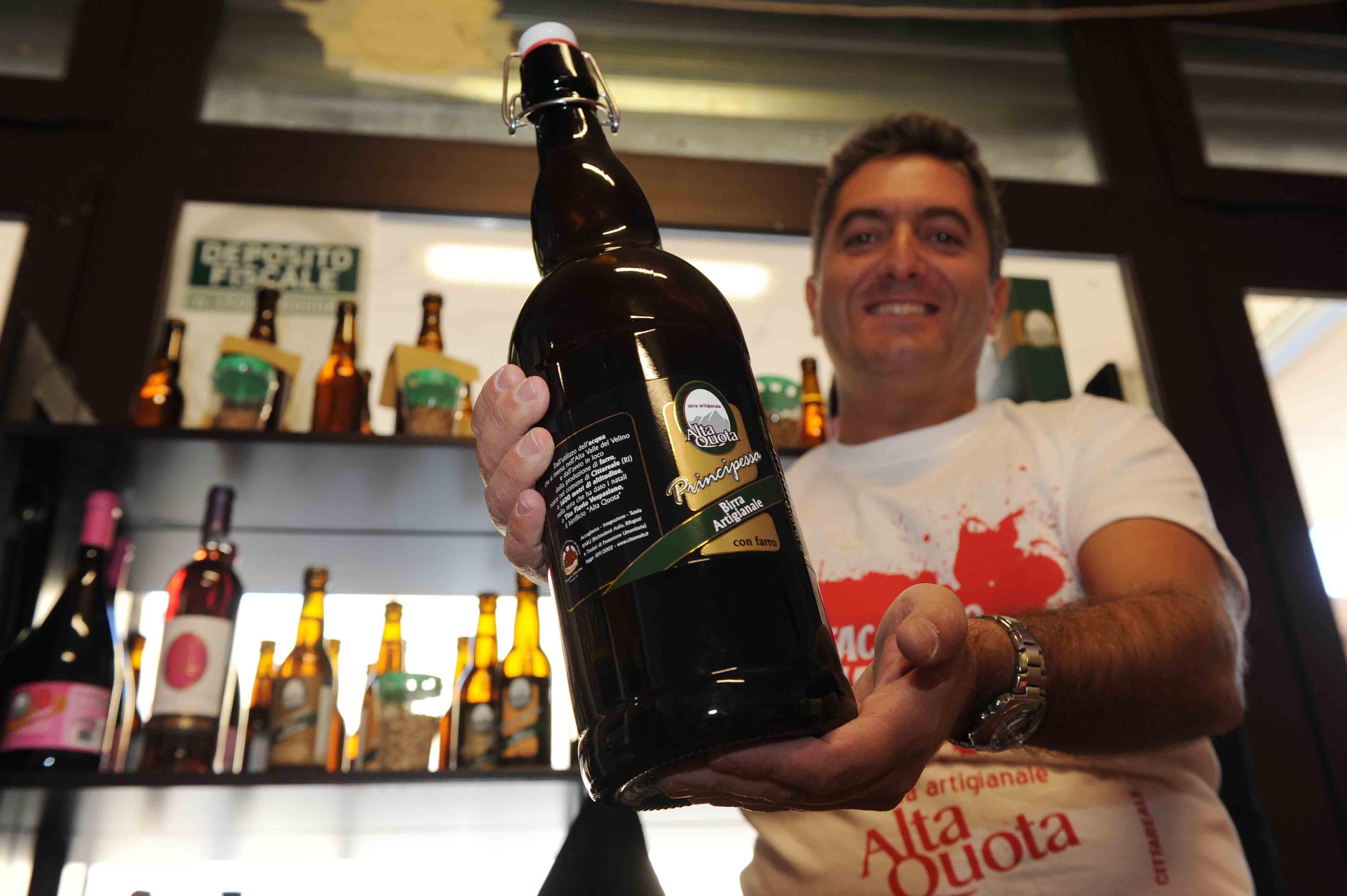 """Birrificio """"Alta Quota"""", quando dalla buona acqua nasce un'ottima birra"""