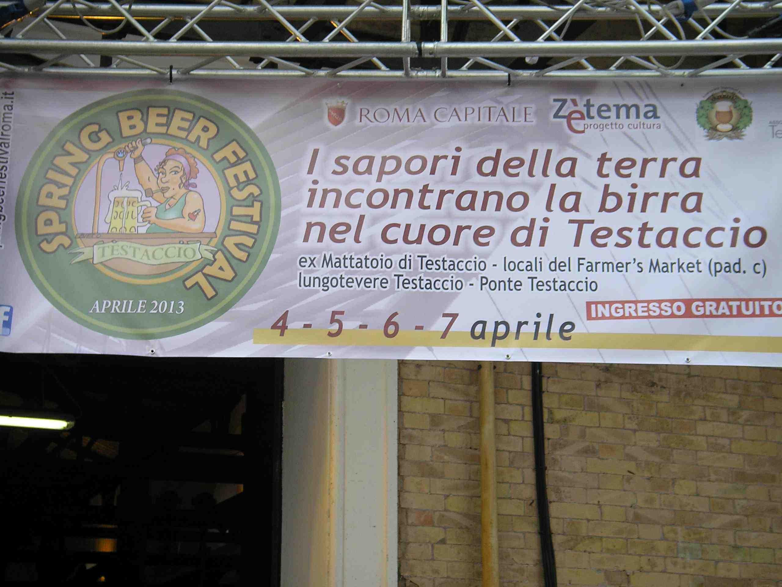 La Fiera della vera birra artigianale apre i battenti nel cuore di Roma