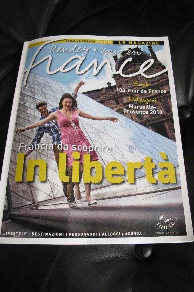 Un invito in Francia