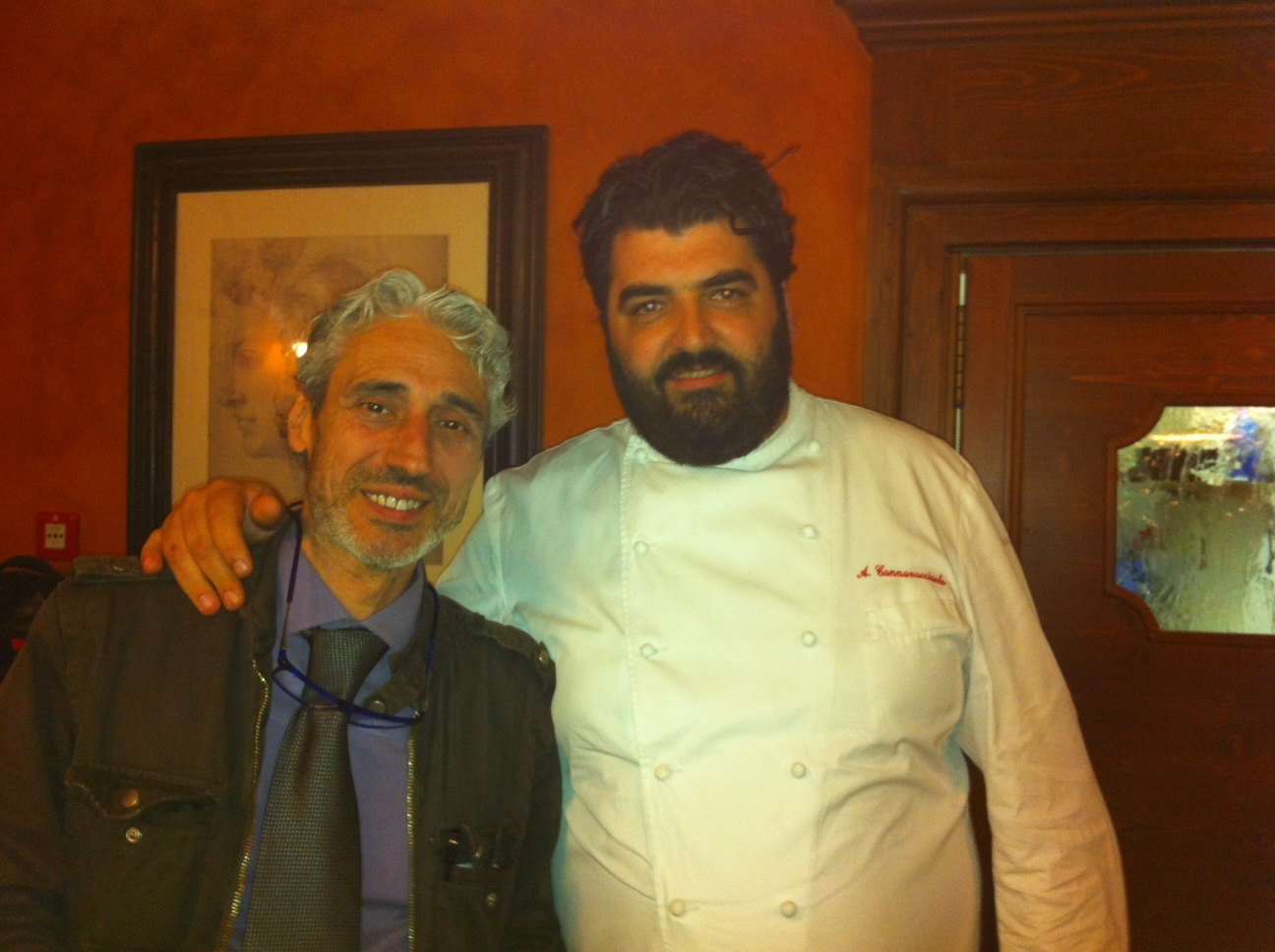 "Photo of Da ""Cucine da incubo"" a Fish & Chef, Antonino Cannavacciuolo"