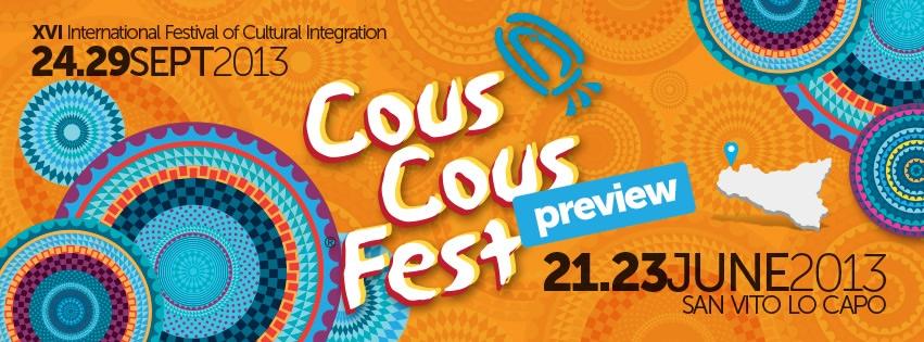 Anteprima del Cous Cous Fest