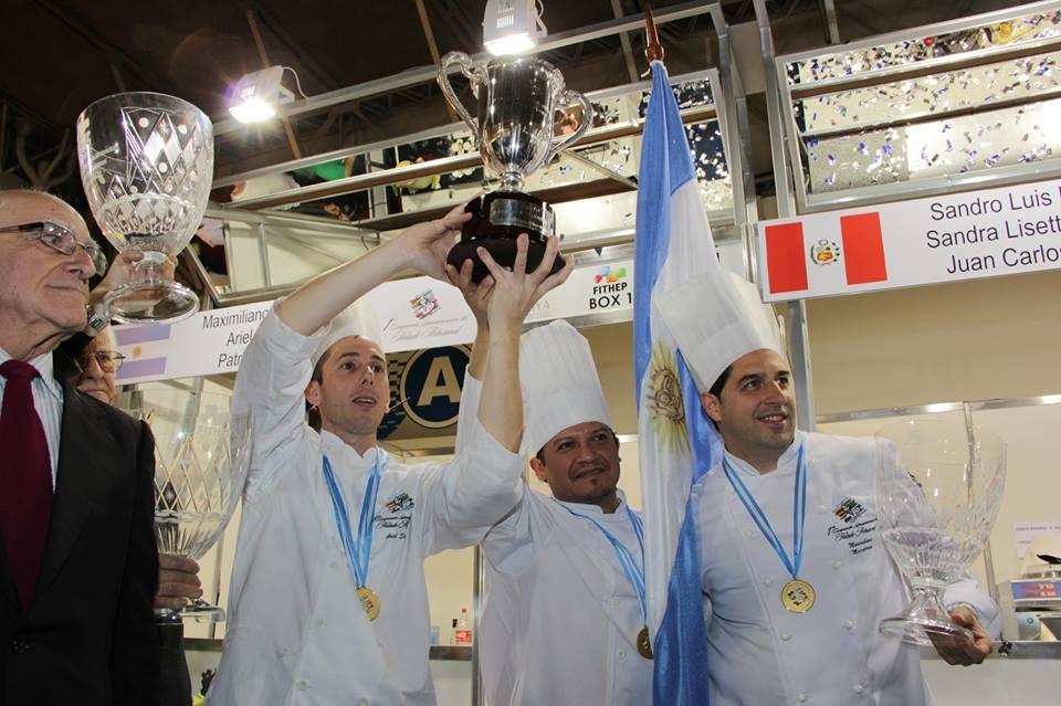 L'Argentina vince il Campionato Latino-americano del gelato artigianale