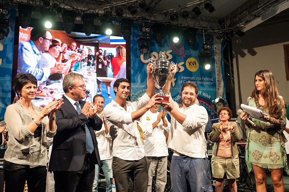 Cous Cous Fest: vince Israele