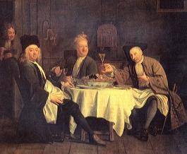 Gesti di insofferenza a tavola