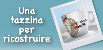 Photo of Una tazzina per l'Emilia