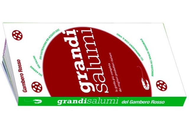"""Presentata la prima guida """"Grandi Salumi"""" del Gambero Rosso"""