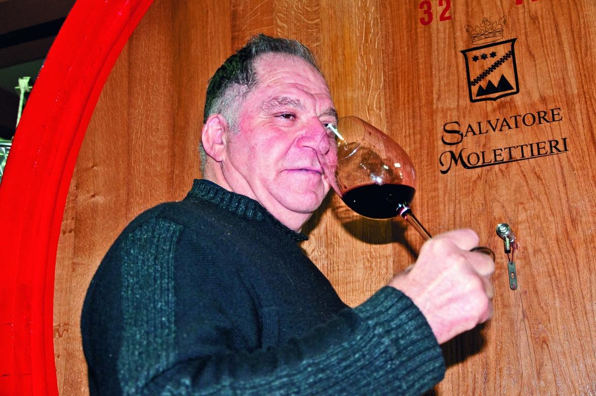 Photo of Salvatore Molettieri, 20 anni di vendemmia Taurasi DOCG.