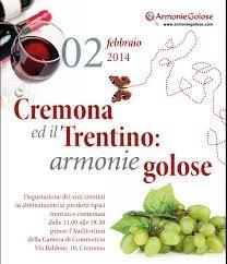 Photo of Armonie Golose: matrimonio tra Cremona e il Trentino