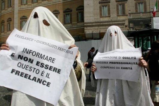 Photo of Finita l'ora di mungere i giornalisti freelance !