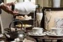 Il rito del tè al Melia' Rome Villa Agrippina