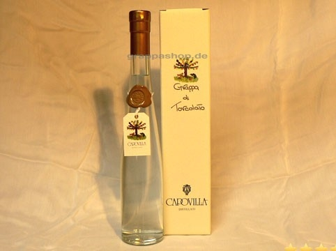 Photo of Grappa di Torcolato Capovilla