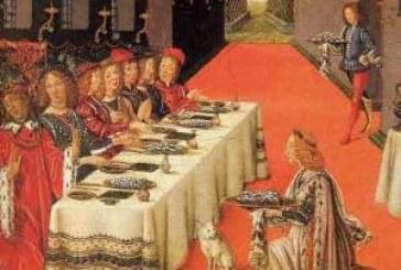 Una bella tavola resiste ai tempi