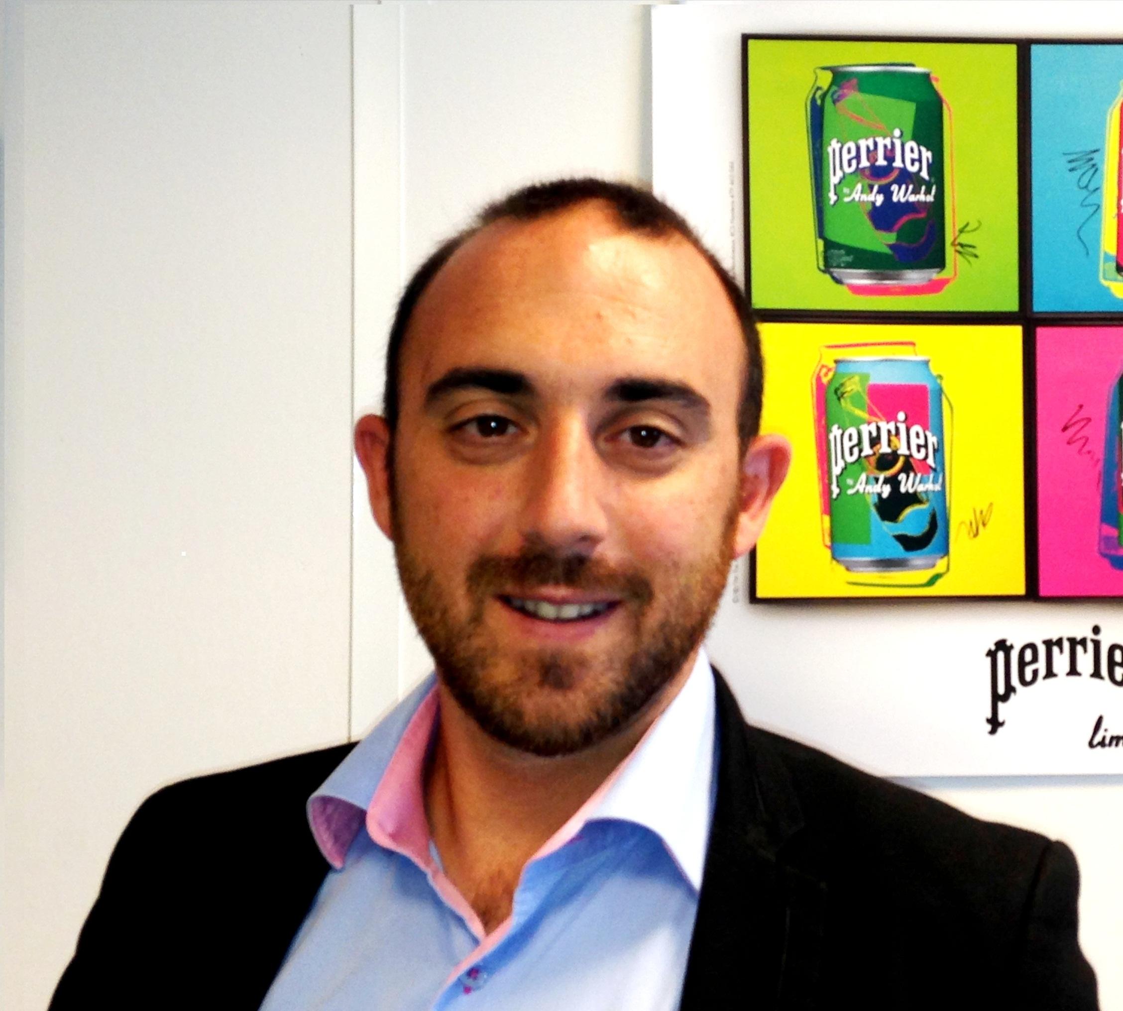 Photo of Nuovo manager per Perrier Italia
