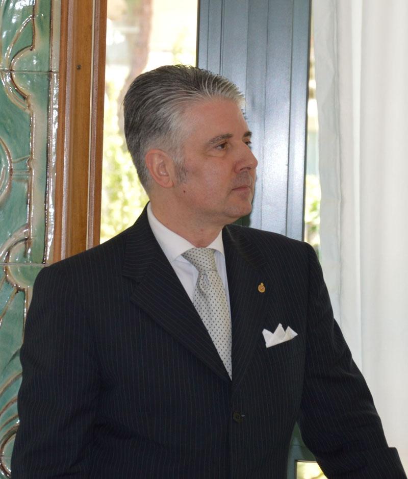 Photo of Alessandro Scorsone candidato alla presidenza AIS