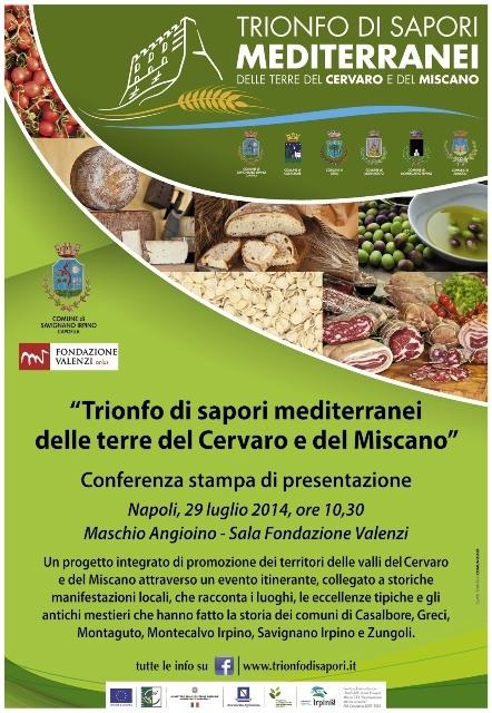 Photo of Le eccellenze d'Irpinia nella Napoli della dieta mediterranea