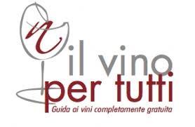 """Photo of Benvenuto nella guida """"Il vino per tutti"""""""