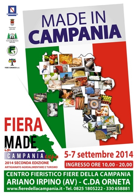 Photo of Made in Campania Expo