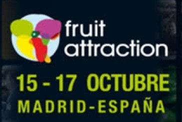 Fruit Attraction 2014, Fiera Internazionale di Madrid