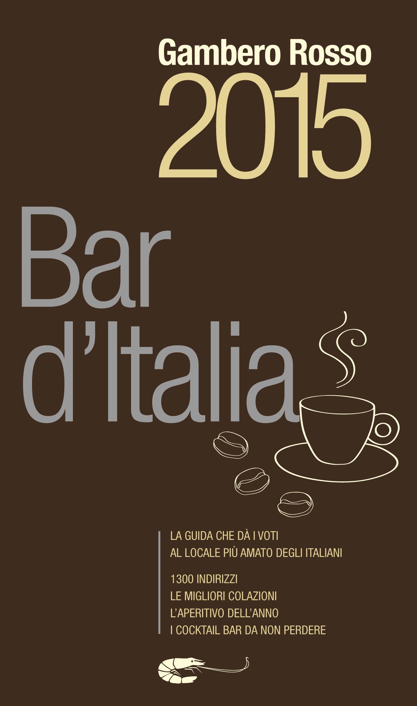 """Photo of Gambero Rosso presenta la nuova """"Guida bar d'Italia 2015"""""""
