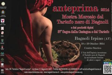 Bagnoli Irpino mette in Mostra il Tartufo Nero