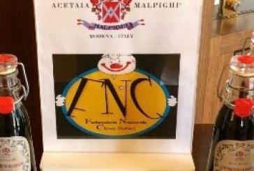 Aceto Balsamico di Modena per i Dottori Sorriso