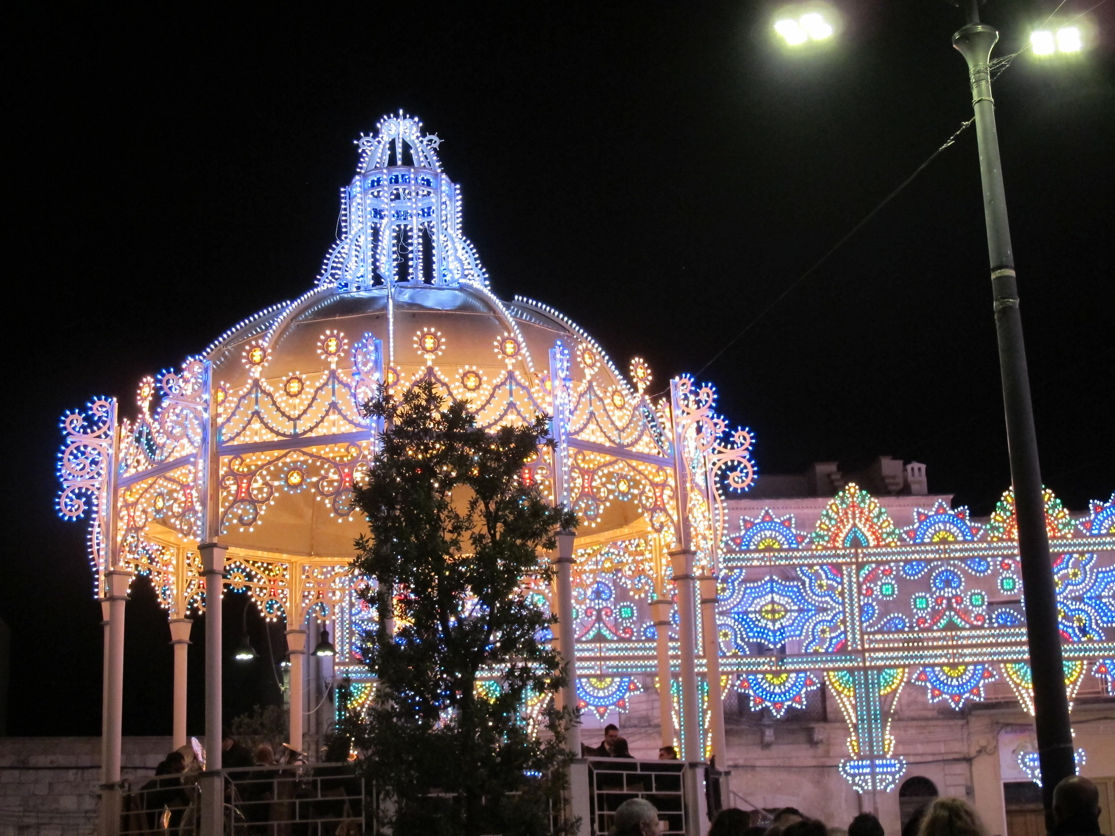 Photo of Sculture di luce in Puglia