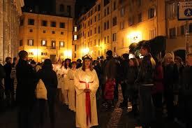 Echi di Svezia per una Santa Lucia italiana