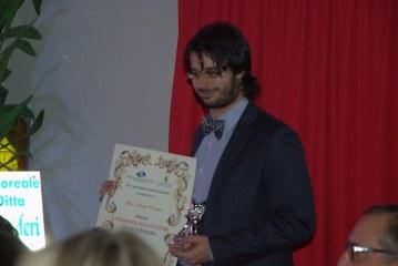 Premio per la Cultura a Simone Ottaiano