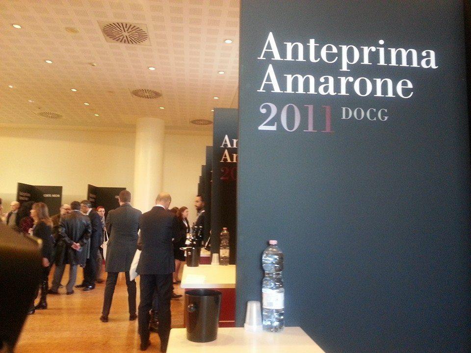 Photo of Anteprima Amarone 2011: 5 stelle meritate
