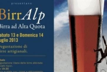 Birralp per una birra in alta quota