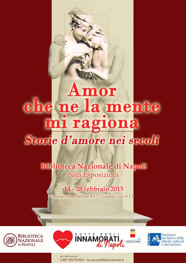 Photo of Amor che ne la mente…