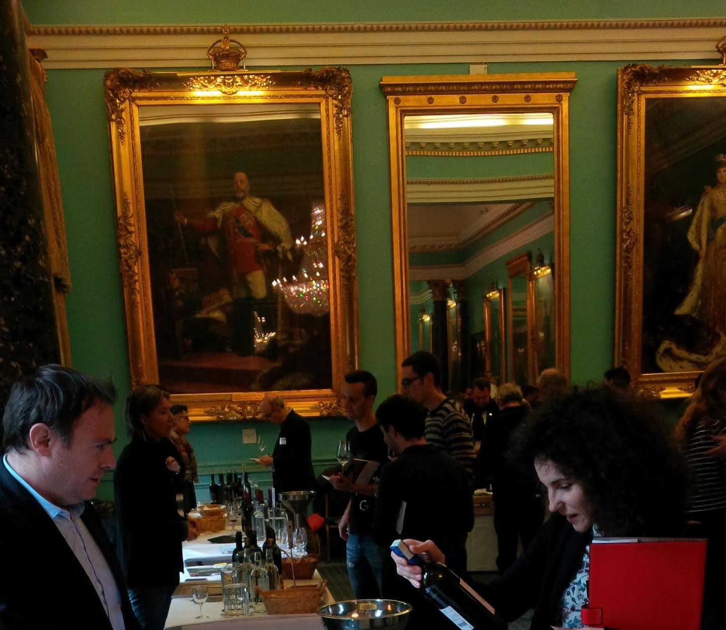 "Photo of Poderi Morini a Londra per il  ""Mediterranean Wines"""