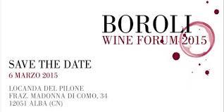 Photo of Boroli wine forum