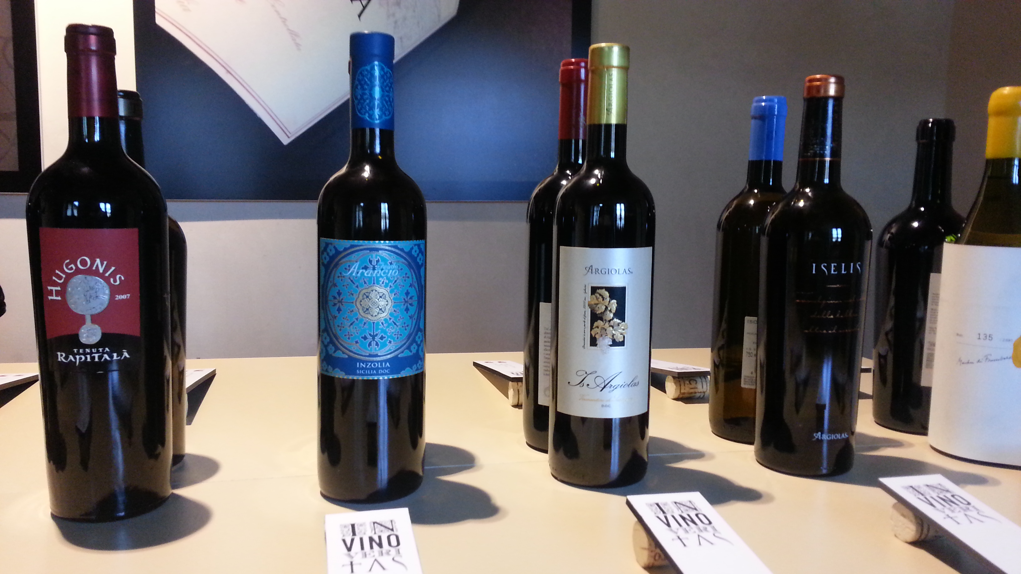 In Vino veritas: Giacomo Tachis e Simonetta Doni