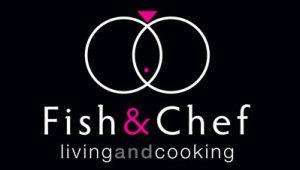 FISH AND CHEF logo