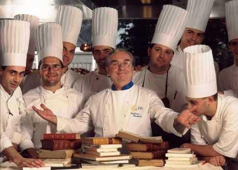 Photo of La Cucina Italiana, secondo Marchesi