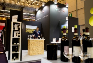 Il vino made in Italy alla conquista dei mercati cinesi e anglofoni