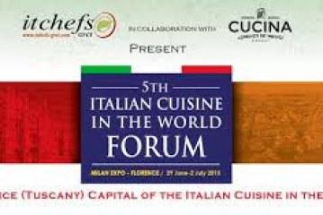 La ristorazione italiana nel mondo si confronta nel Forum