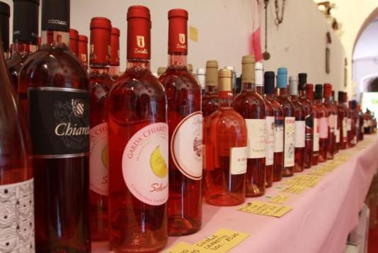 Alla festa dei Rosa sul Garda premiati i migliori Chiaretti