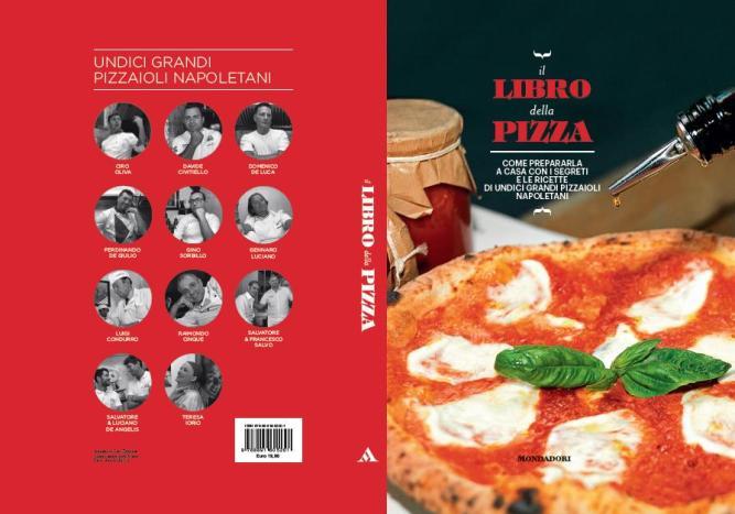Photo of La pizza napoletana in un libro