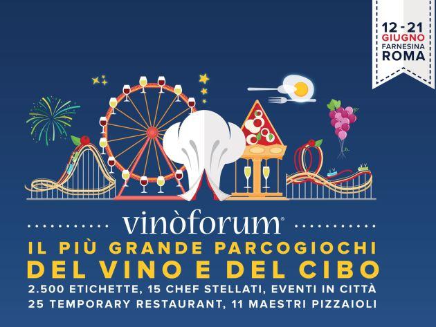 Photo of Roma in Vinòforum, con grandi produttori e chef di grido